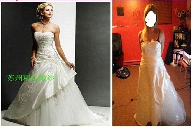 Cheap Wedding Dresses – Avoid Internet Nightmares