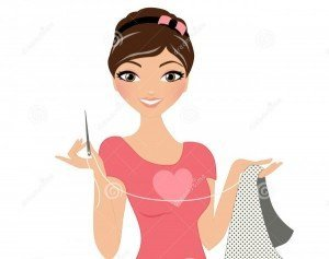sewing-woman-seamstress-fabric-needle-thread-50670711
