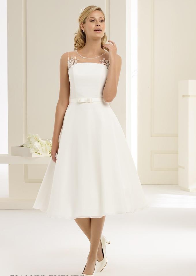 Tea Length Wedding Dresses - Copplestones Bridal