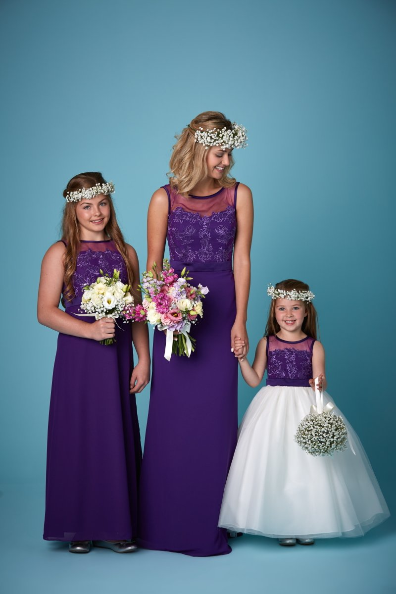 Charming Short Light Purple Bridesmaid Dresses Ideas - Wedding Ideas ...