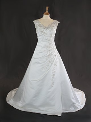 Isabella Wedding dress