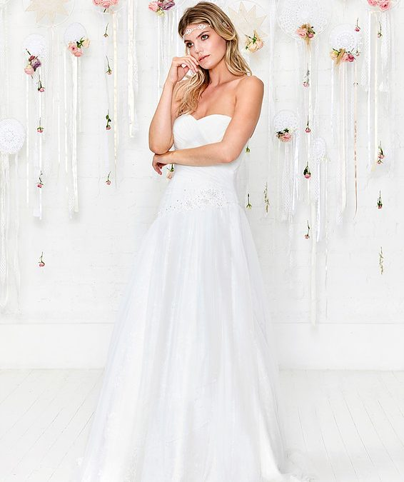 Proudly Stocking Charlotte Balbier at Copplestones Bridal