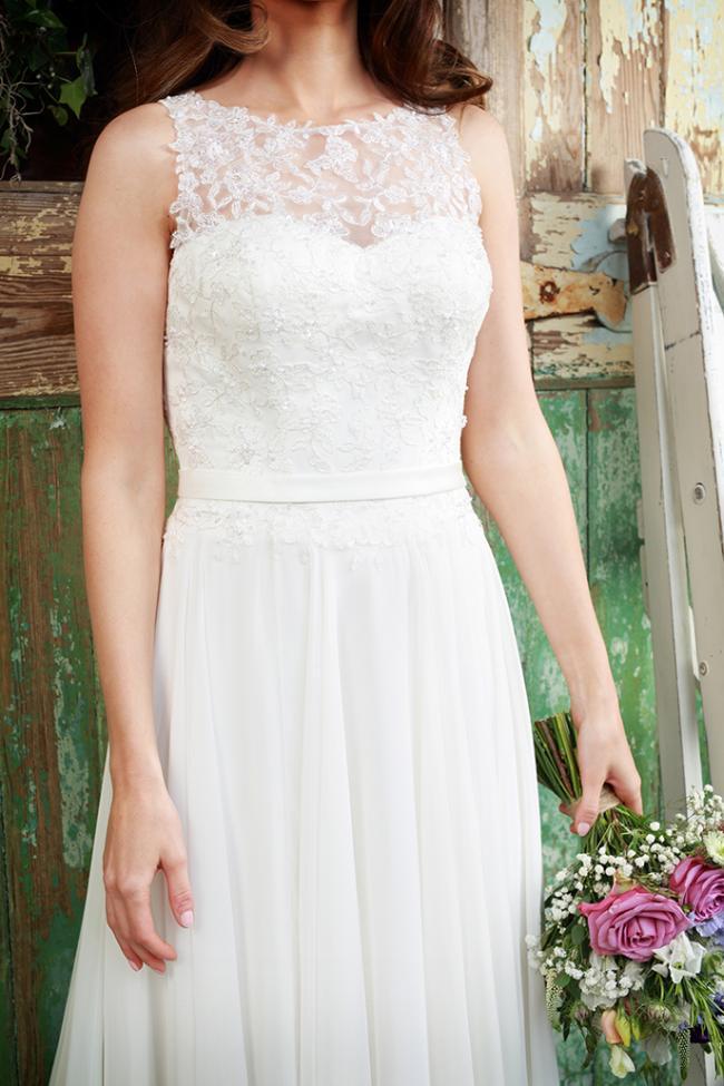 Amanda Wyatt 'Promise' by Copplestones Bridal