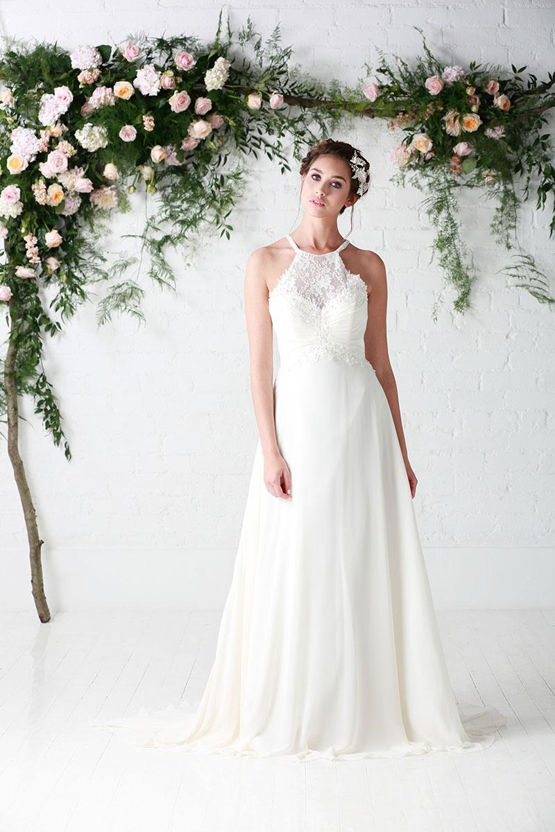 Charlotte Balbier Aphrodite Wedding Dress available in Chester at Copplestones Bridal