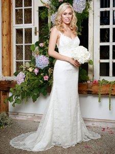 Amanda Wyatt 'Claire' at Copplestones Bridal