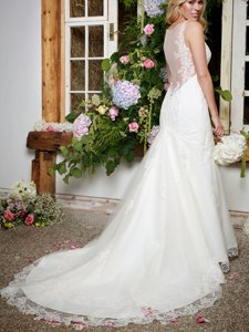 Amanda Wyatt 'Elenor' at Copplestones Bridal