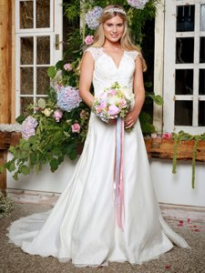 Amanda Wyatt 'Jil' at Copplestones Bridal