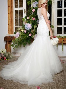 Amanda Wyatt 'Khloe' at Copplestones Bridal