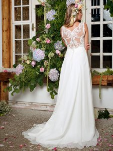 Amanda Wyatt 'Lettie' at Copplestones Bridal