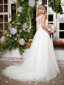Amanda Wyatt 'North' at Copplestones Bridal