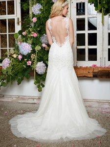 Amanda Wyatt 'Paola' at Copplestones Bridal