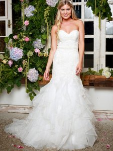 Amanda Wyatt 'Sabine' at Copplestones Bridal