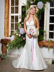 Amanda Wyatt 'Thea' at Copplestones Bridal