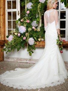 Amanda Wyatt 'Winter' at Copplestones Bridal
