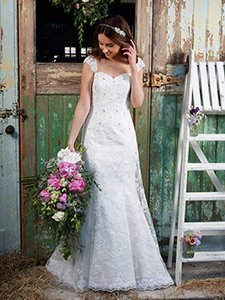 t 'Ophelia' at Copplestones Bridal