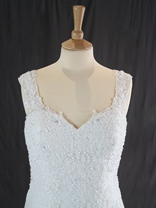Abigail wedding dress