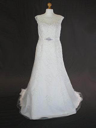 Annabel wedding dress