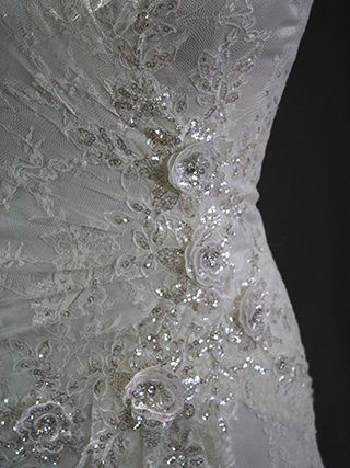 Rosa wedding dress
