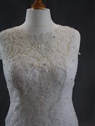 Suranne Wedding dress