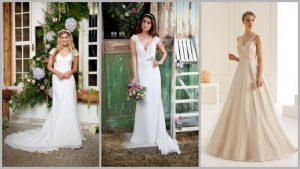 Wedding dresses at Copplestones