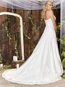 Amanda Wyatt 'Iris' at Copplestones bridal