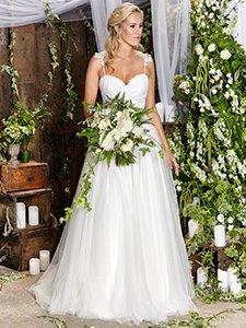 Amanda Wyatt 'Ivy Pearl' at Copplestones bridal