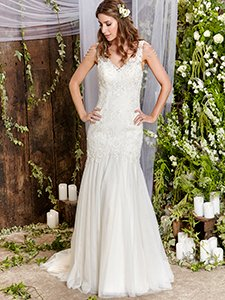 Amanda Wyatt 'Sorrell' at Copplestones bridal