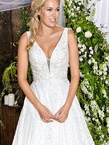 Amanda Wyatt 'Zinnia' at Copplestones bridal