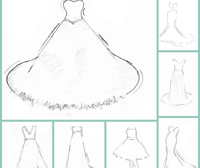 Which wedding dress style?