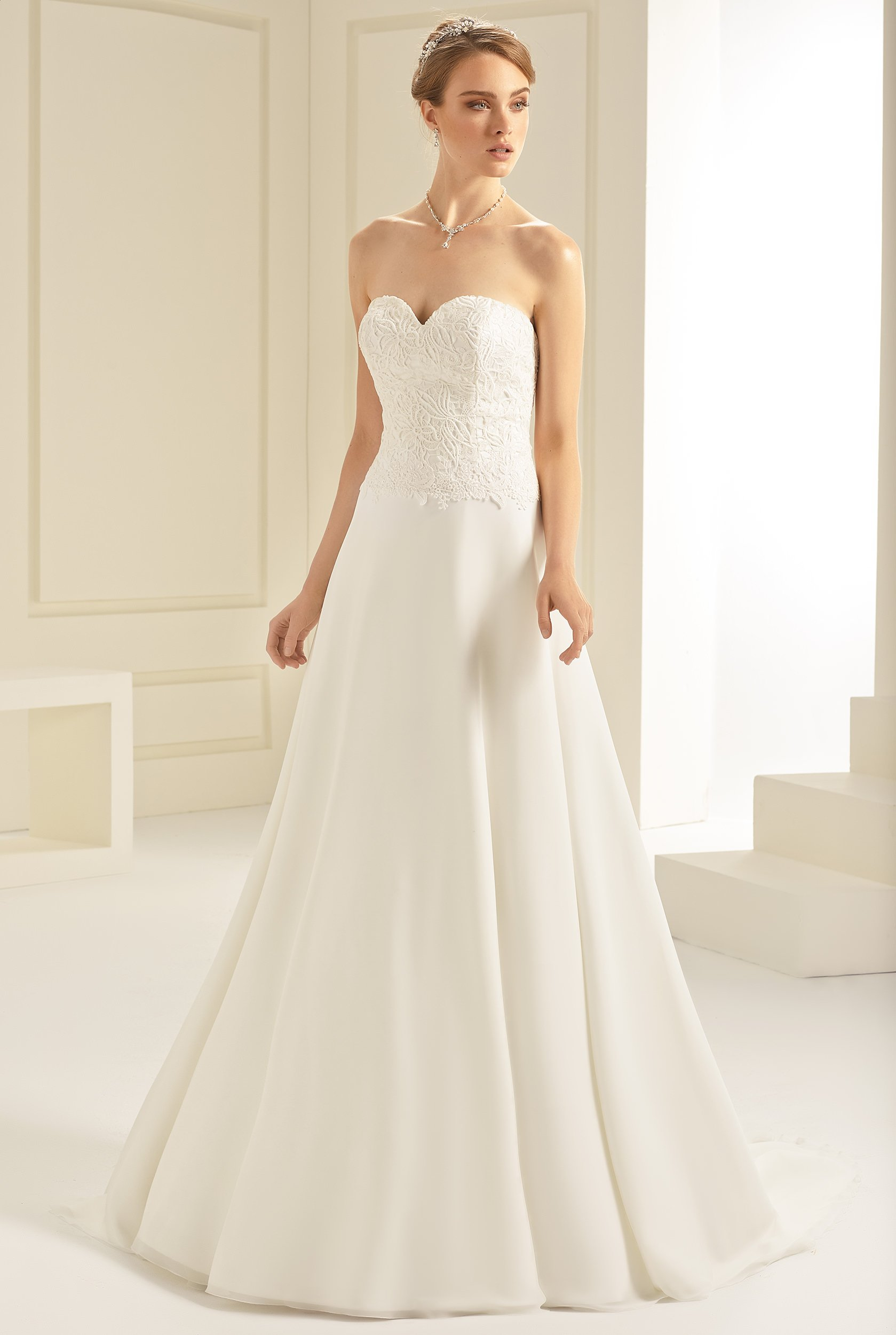 Valentina wedding dress by Copplestones Bridal